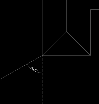 shadow multi cast how to draw shadow diagrams manuallythe shadow line angle is the azimuth from our sun data which is    degrees  so  from south being  degrees  in a clockwise rotation the line will end up